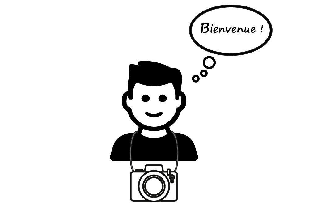 Bienvenue dans l'univers de la photographie!